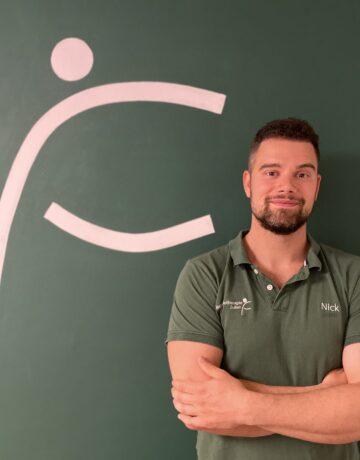 Nick is één van de trainers van Sportfysiotherapiezuilen.